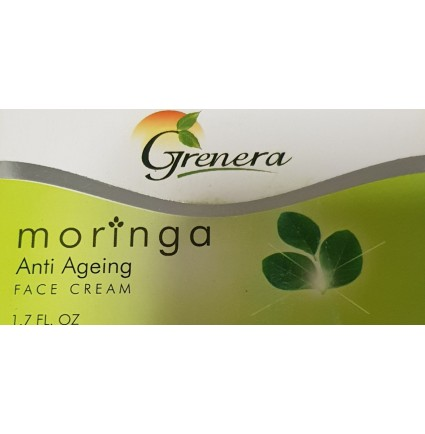 Organic Moringa Anti-Ageing Face Cream