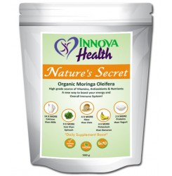 Nature's Secret Organic Moringa Powder